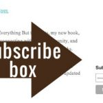 How To Add a MailChimp Subscribe Box to Your Sidebar