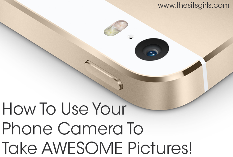 Take great photos with your phone