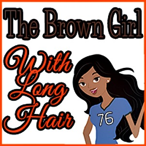 Brown Girl with Long Hair