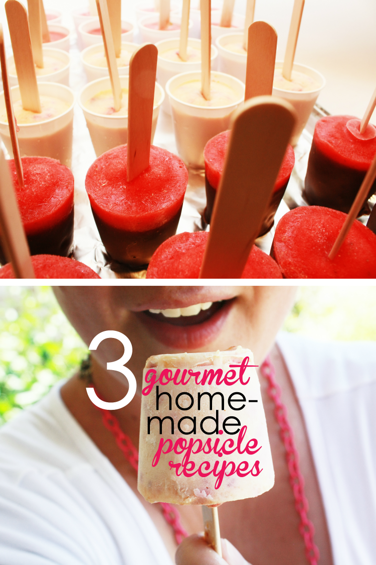 self-care ideas homemade popsicles