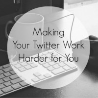 Building a Twitter Community