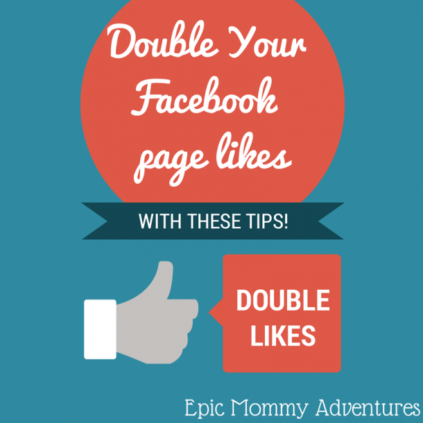 Learn how to double the likes on your Facebook page!