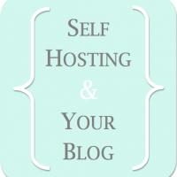 self hosting your blog