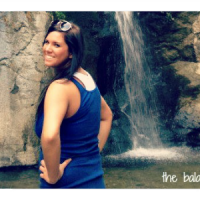 the balanced brunette