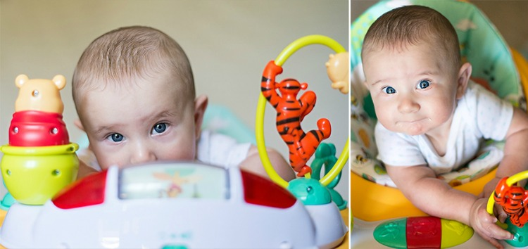 get on their eye level when photographing kids
