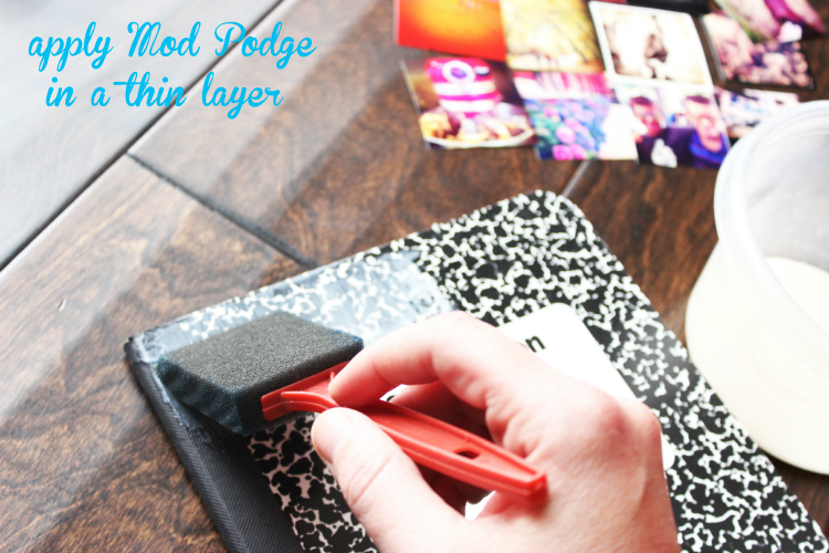 Instagram Craft Mod Podge