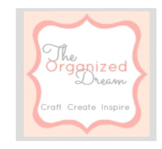featured blogger the organized dream