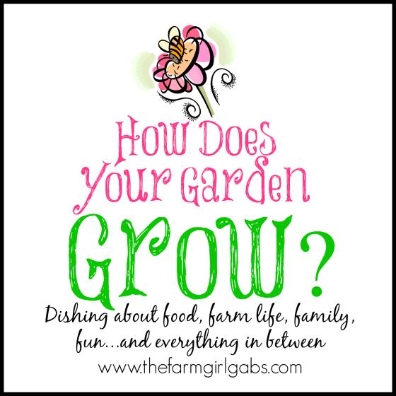 how does your garden grow blog