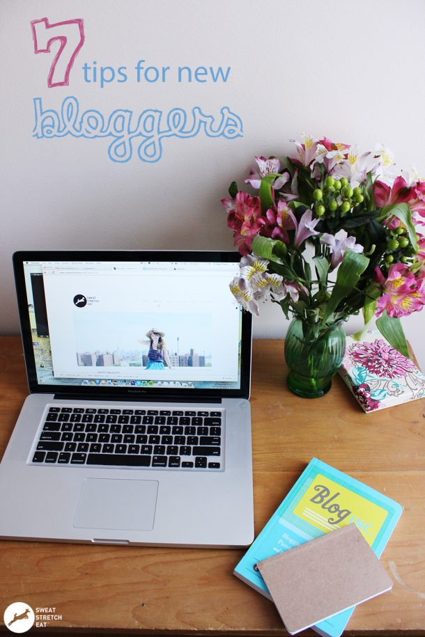 What do you need to know when you first start blogging? These 7 tips will get you started in the right direction.