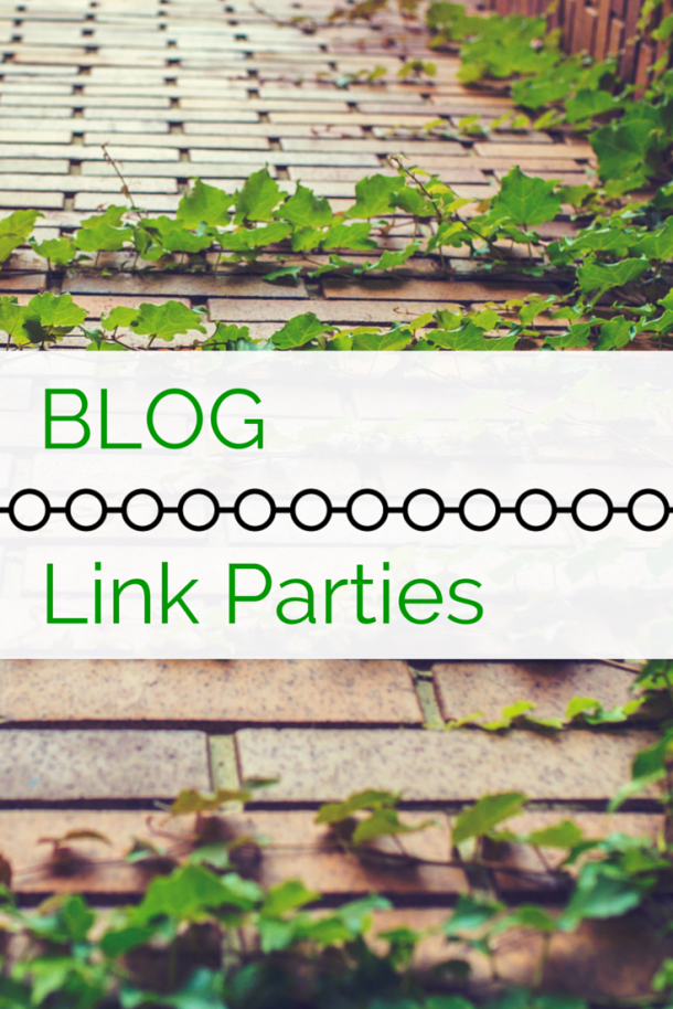 Learn how to use Link Parties to grow your blog!