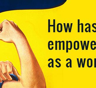 blogging empowered me