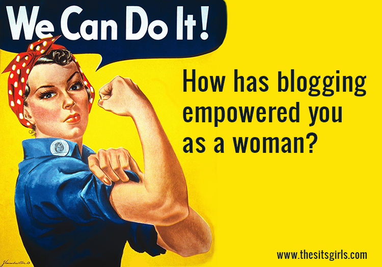 blogging empowered me as a woman