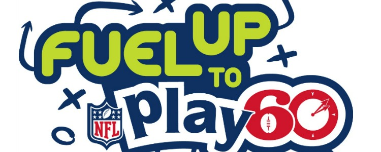 Get Your Kids Involved In Healthy Living: Fuel Up To Play 60