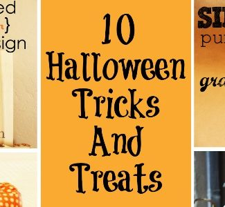 10 Halloween ideas to make your holiday fun and crafty!