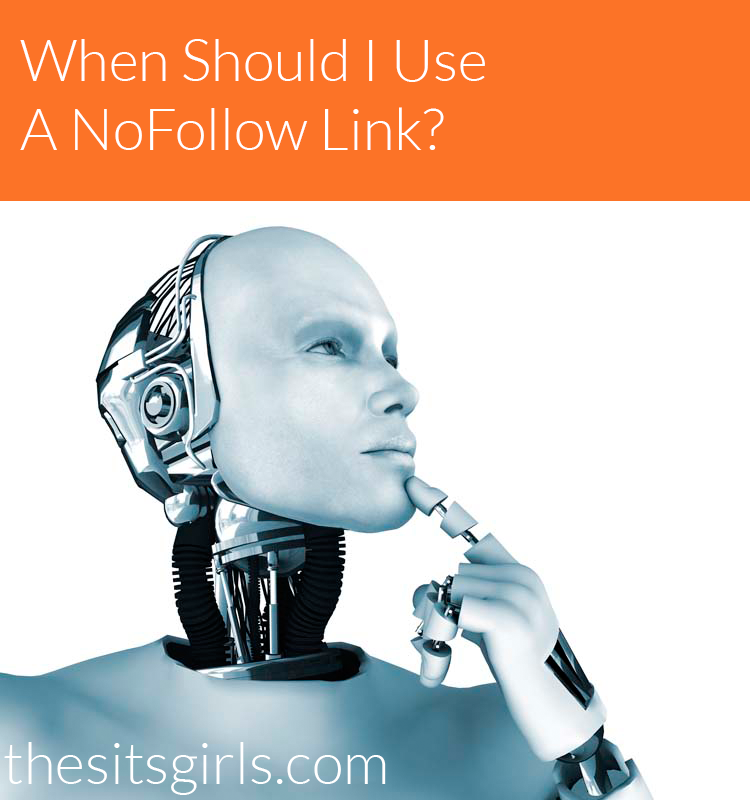 Blogging Tip: When should I use a NoFollow link on my blog? Simple example and a quick explanation of why this is required for sponsored blog posts.