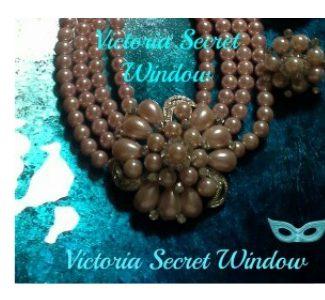 featured blogger victoria secret window
