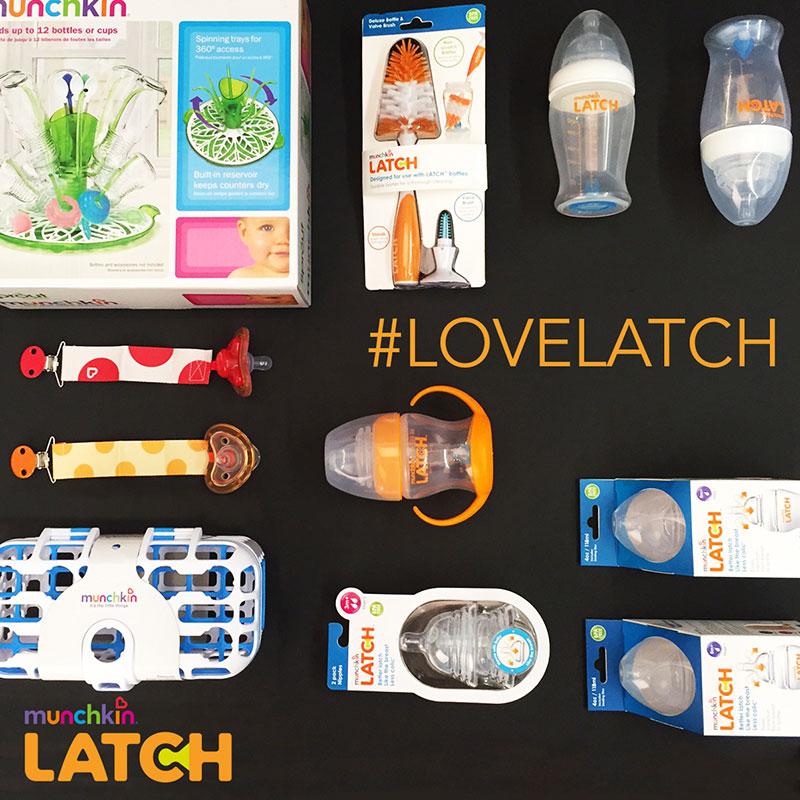 #LoveLatch Prize Pack
