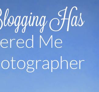 blogging empowers photographers