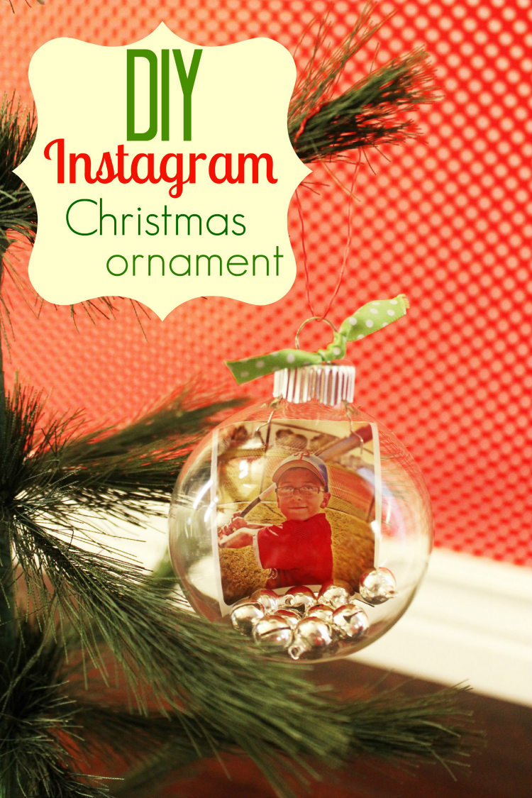 Make your tree extra special and put your Instagram pictures to good use with this great Christmas decor idea: DIY Instagram Christmas Ornaments. They are cute and easy to make.