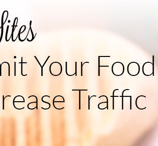 Best Sites To Submit Your Food Posts