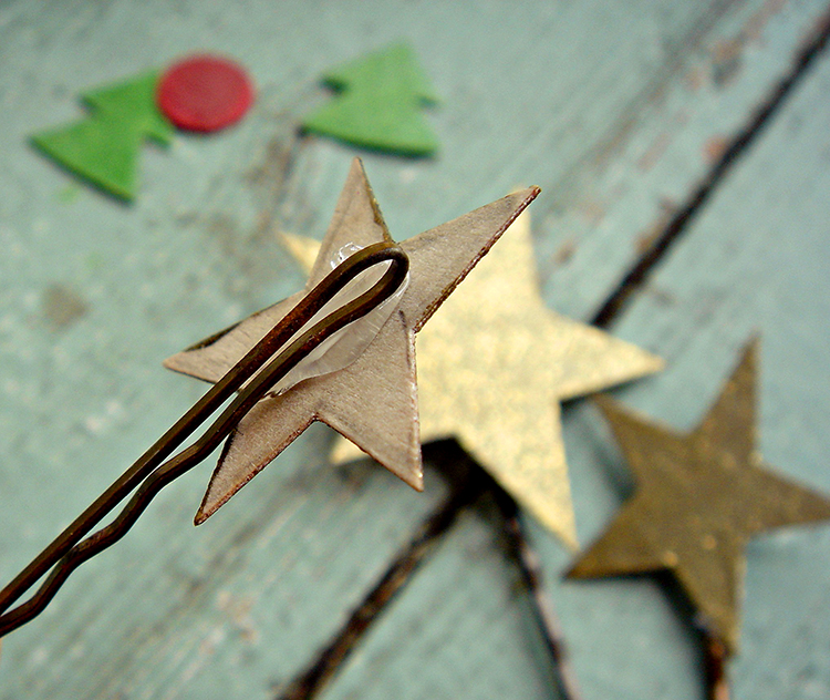 Diy Decorated Bobby Pins Last Minute Gift Idea