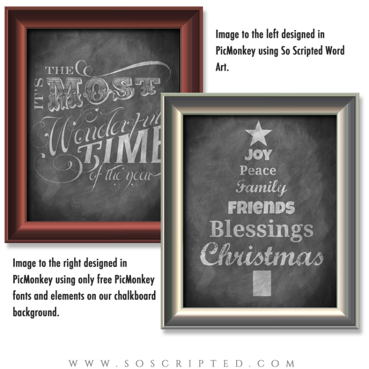 Sample Christmas printable images