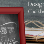 How To Design Custom Chalkboard Printables For Free