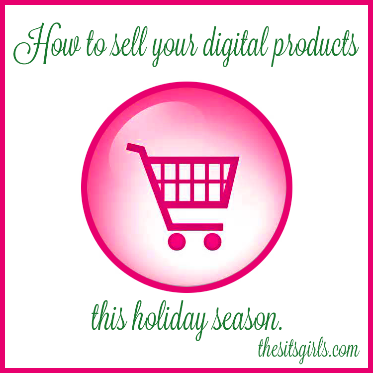 Tips to help you make more saless on ebooks and other digital products during the holiday shopping season - but most of them could be used all year long.