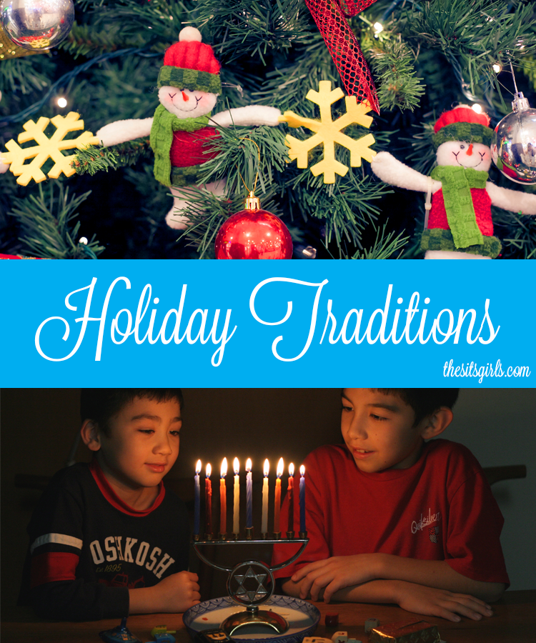 Holidays Celebrations: Sharing Holiday Traditions
