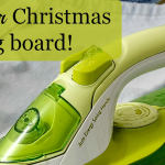 All I Want For Christmas Is An Ironing Board