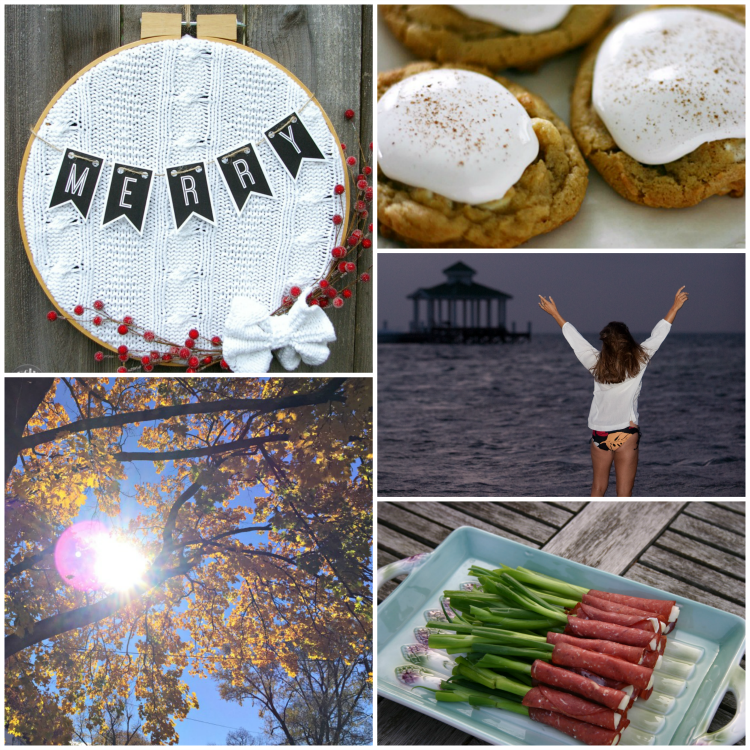 Post we loved from last week's link up - from recipes and crafts to inspiration.