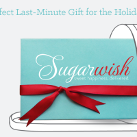 Sugarwish is the perfect last-minute gift for the holidays.