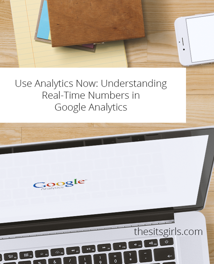 Google Analytics doesn't have to be confusing! Learn how to see your real time google analytics numbers, and find out what people are looking at on your blog. | Blogging Tips | SEO