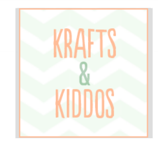 Krafts & Kiddos Featured Bloggers