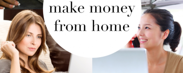 4 Ways To Make Money From Home