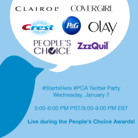 People's Choice Awards Twitter Party