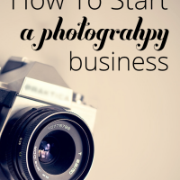 Learn exactly what you need to start a photography business.