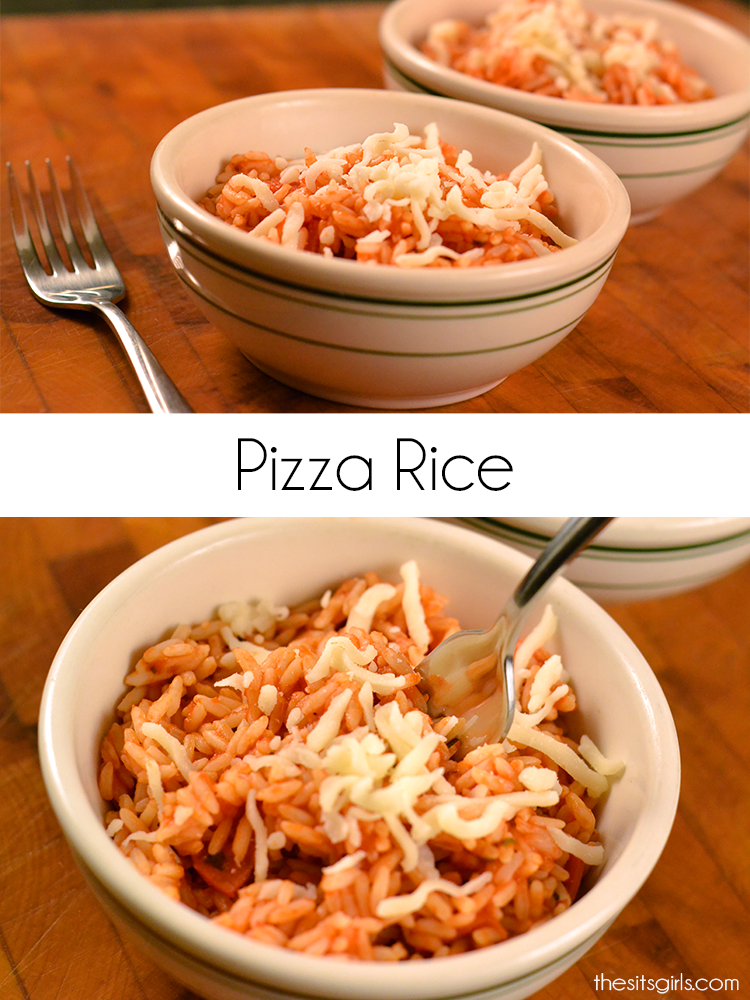 Make dinner easy with two simple rice recipes for Easy things to make for dinner for two