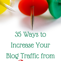 Increase your Pinterest Traffic