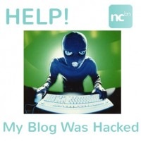 Blog Was Hacked