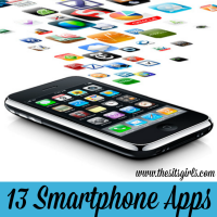 13 blogging apps every blogger needs for her phone. We use these every day!