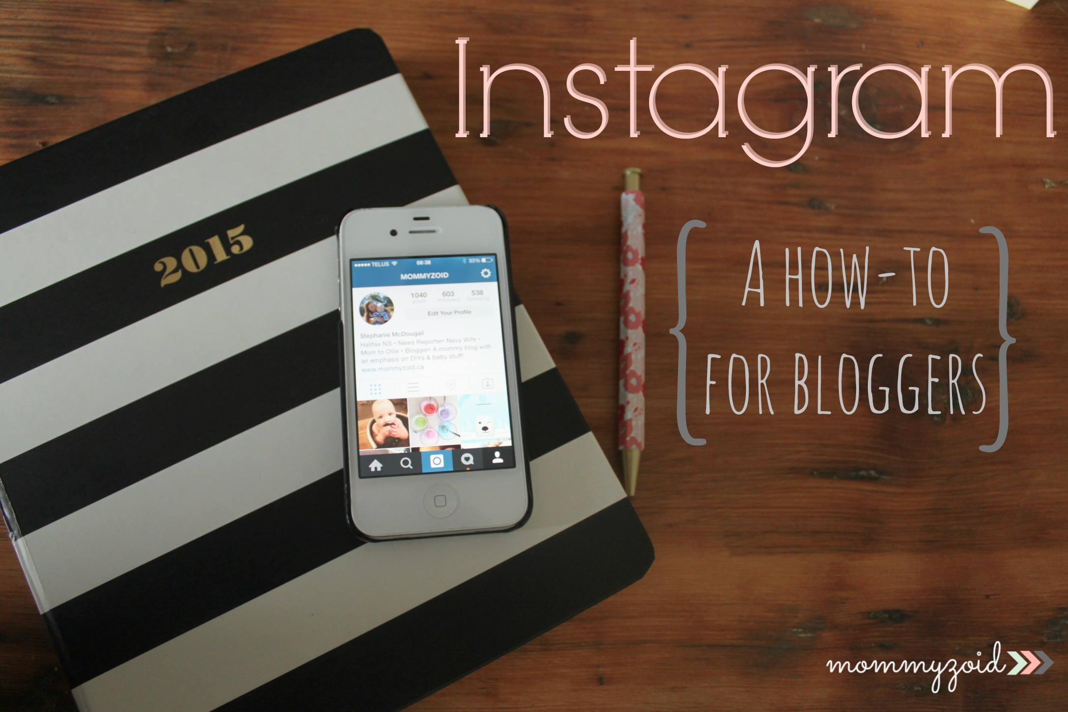 Instagram is a great social platform for bloggers. Now sure how it can fit in with your blog? Read this how-to!