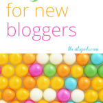 """Started a blog and wondering """"Now what?"""" You aren't alone! Our 5 tips for new bloggers will help you answer that question and get you headed in the right direction."""
