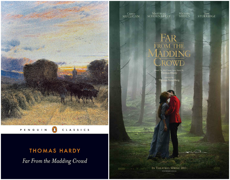 Far From The Madding Crowd Movie Release Date: May 1, 2015