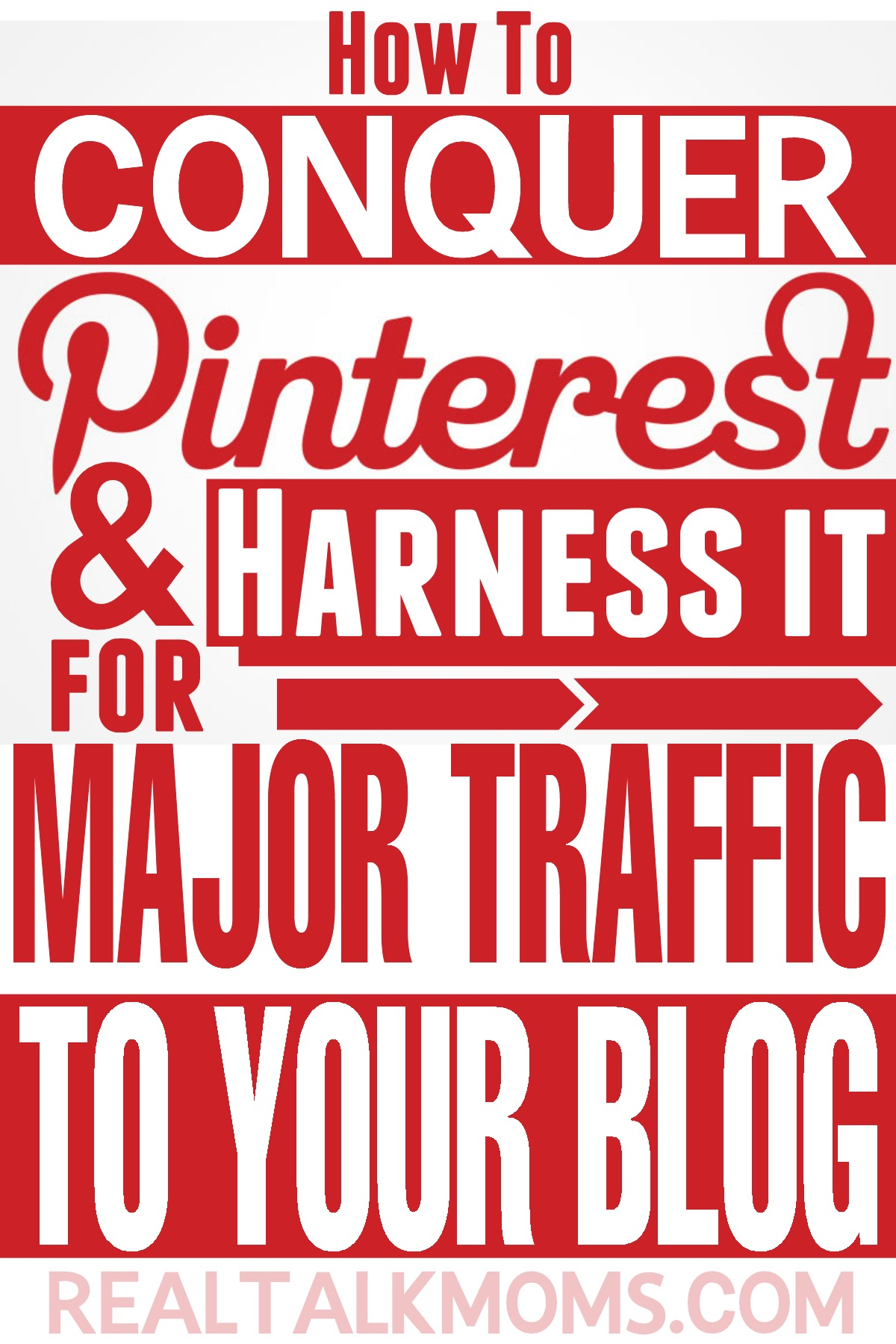 Learn how to make Pinterest work for you and drive major traffic to your blog!
