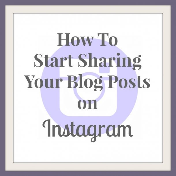 blog posts on instagram