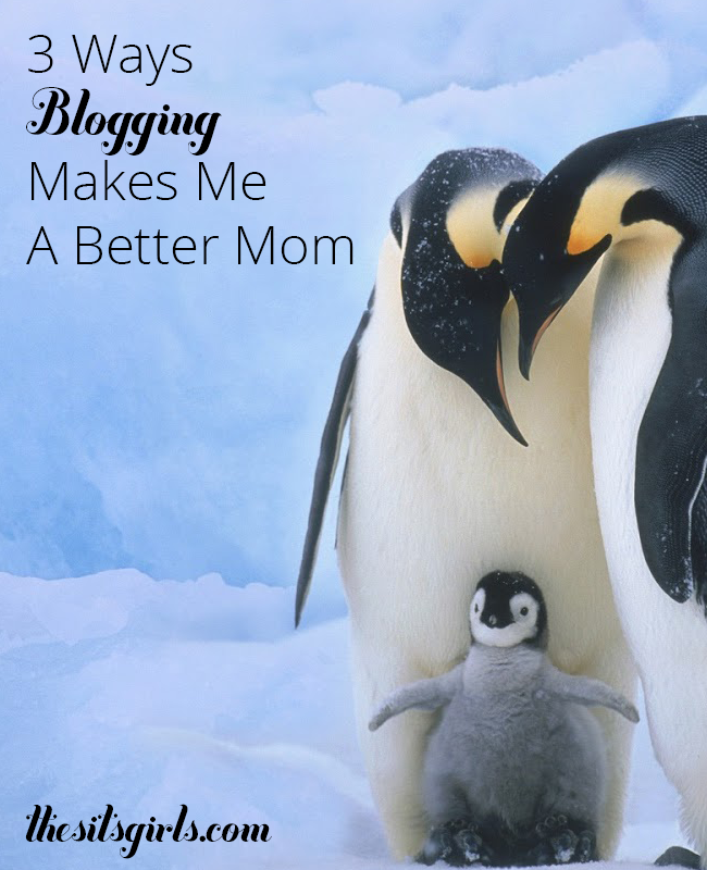 Be inspired by this blogging mom as you learn how blogging makes her a better mom every day.