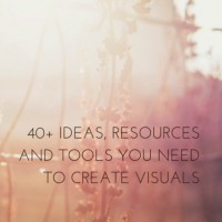 create stunning visuals