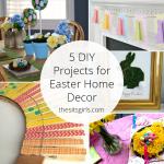 5 great Easter home decor ideas | DIY
