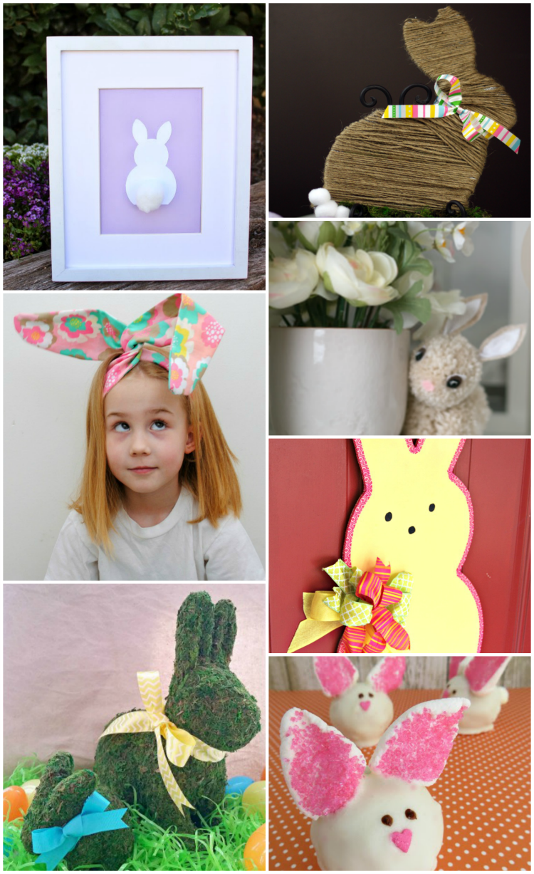 Celebrate spring with these 7 Easter bunny craft ideas | DIY